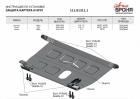 Защита картера и КПП Daewoo Matiz (возможна установка)