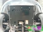 Защита двигателя и КПП Citroen C8 2002-2010