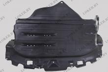 Защита двигателя Toyota Yaris I 1999-2005 дизель(возможна установка)