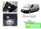Защита картера, КПП и радиатора Peugeot 807 2002-2010