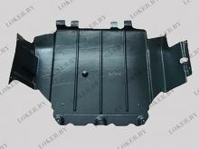 Защита двигателя Dodge Caliber 2007-2012 (возможна установка)