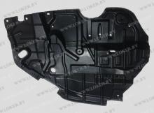Защита под бампер правая Toyota Camry VII (XV50) 2011-(возможна установка)