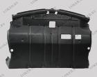 Защита двигателя дизель Nissan Primera III (P12) 2001-2008(возможна установка)
