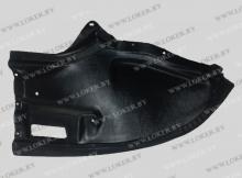 Защита под бампер правая Mercedes S-klasse IV (W220) 1998-2005(возможна установка)