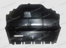 Защита двигателя Seat Ibiza III 2001-2008 дизель(возможна установка)