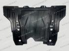 Защита двигателя Opel Astra J 2009- полиэтилен(возможна установка)
