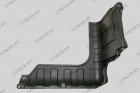 Защита двигателя боковая левая Kia Rio III 2011-2017