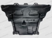 Защита двигателя Renault Twingo II 2007-2014(возможна установка)