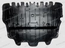 Защита двигателя Volkswagen Sharan II 2010-(возможна установка)