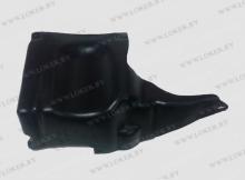 Защита двигателя боковая правая Fiat Linea(возможна установка)