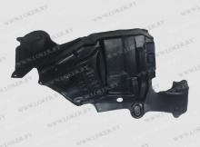 Защита двигателя боковая левая дизель Nissan Almera II (N16) 2000-2006(возможна установка)