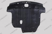 Защита двигателя Hyundai Santa Fe II дизель 2006-2010(возможна установка)
