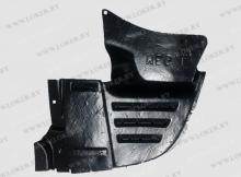 Защита под бампер левая Renault Megane I 1995-2002(возможна установка)