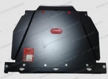 Защита картера и КПП Citroen C5 I 2001-2004(возможна установка)