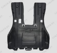 Защита двигателя Peugeot 407  (возможна установка)
