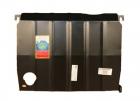 Защита картера двигателя и КПП Daewoo Matiz 2003-