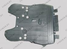 Защита двигателя и КПП Peugeot 3008 2013-