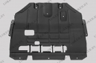 Защита двигателя Peugeot 307 полиэтилен(возможна установка)
