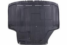 Защита двигателя Ford Fiesta Mk6 2008-2013
