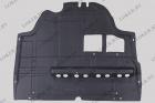 Защита двигателя Renault Trafic II 2001-2007 1,9дизель полиэтилен