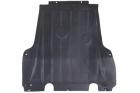 Защита двигателя Renault Clio IV 2012-