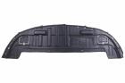 Защита под бампер Renault Clio III 2005-2009 (возможна установка)