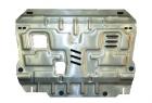 Защита картера двигателя и КПП HONDA Civic IX 2011-2016
