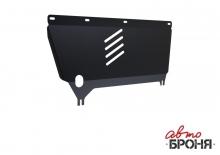 Защита картера и КПП Citroen  C3 Picasso I 2009-н.в.(возможна установка)