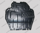 Защита двигателя Volkswagen Golf IV 1997-2006 дизель полиэтилен(возможна установка)