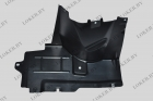 Защита двигателя боковая правая Fiat Doblo II 2010- н.в.