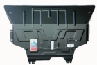 Защита картера двигателя и КПП SEAT Leon III 2013-
