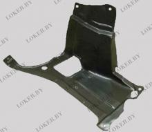 Защита двигателя боковая левая Honda Jazz II 2008-2015