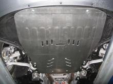 Защита картера и КПП Audi A6(C6) 2004-2011(возможна установка)