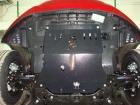 Защита двигателя и КПП CHEVROLET AVEO T300 2011-