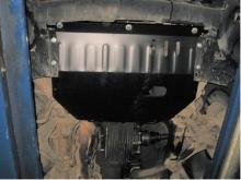 Защита картера и КПП Audi 80 V (B4) 1991-1996(возможна установка)