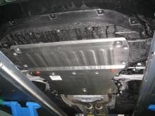 Защита картера и КПП Audi A6 IV (C7) 2011-2014(возможна установка)