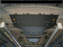 Защита картера и КПП Audi A8 IV (D5) 2017-
