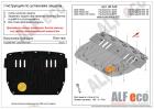 Защита картера и КПП Lada Vesta 2015-