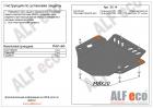 Защита АКПП Audi A4 II (B6) 2000-2006