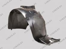 Защита крыльев (подкрылок) передний правый Peugeot Partner II 2008- (7136 HG)(возможна установка)