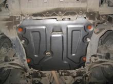 Защита картера и КПП Chevrolet Cruze I 2009-(возможна установка)