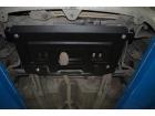 Защита картера двигателя и КПП DAEWOO MATIZ 2001-