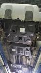 Защита картера и КПП Renault Duster I 2011-