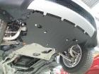 Защита радиатора BMW X5 II (E70) 2006-2013(возможна установка)