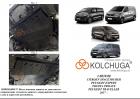 Защита картера и КПП Citroen Jumpy III 2016-