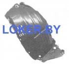 Защита крыльев (подкрылок) передний правый передняя часть Infiniti FX 35 2003-2008(возможна установка)