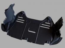 Защита двигателя комплект Fiat Multipla I 1998-2005(возможна установка)