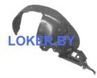 Защита крыльев (подкрылок) передний левый Subaru Forester III 2009-2012 (59120-SC010)(возможна установка)