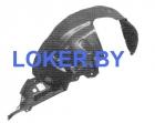 Защита крыльев (подкрылок) передний правый Subaru Forester III 2009–2012 (59120-SC000)(возможна установка)