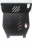 Защита картера и КПП Honda Pilot II 2008-2011(возможна установка)